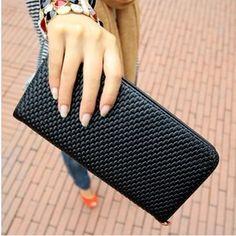 PU Leather Wallet. www.nullwallet.com service@nullwallet.com #PUwallet#wallet#
