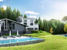 How to Build a PC for Rendering on a Budget Architecture Visualization, 3d Visualization, Build A Pc, 3d Rendering Services, Photorealistic Rendering, 3d Artwork, Budgeting, London, Mansions