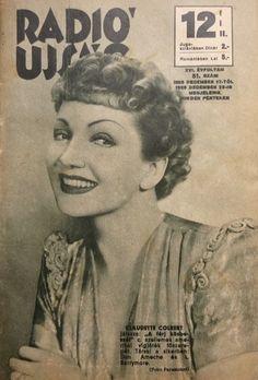 Claudette Colbert - Dec, 1939