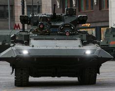 Russian T-15 Armata Heavy IFV