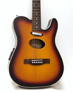 very cool Fender Tele-coustic... http://cgi.ebay.com/ws/eBayISAPI.dll?ViewItem=310395139177=STRK:MESE:IT#ht_3313wt_909