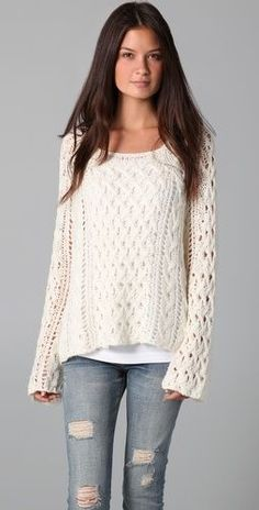 i heart this sweater!
