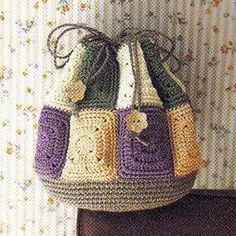 CROCHET BAG — Crochet by Yana