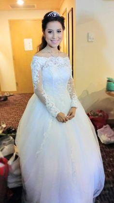Princess #Wedding Dress