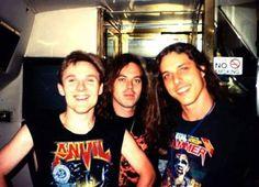 With Craig Locicero & Mark Kadzielawa