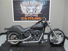 2009 Harley-Davidson® FXSTB Night Train® | CycleCrunch.com | $14,950 - Wichita, KS