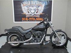 2009 Harley-Davidson® FXSTB Night Train®   CycleCrunch.com   $14,950 - Wichita, KS