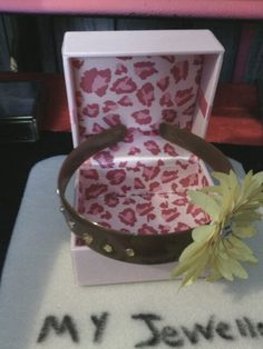Flower power headband $5.00