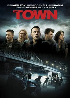 The Town [DVD] [2010]: Amazon.co.uk: Ben Affleck, Rebecca Hall, Jon Hamm, Jeremy Renner, Blake Lively: DVD & Blu-ray