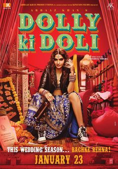 Dolly Ki Doli (2015) Film Poster