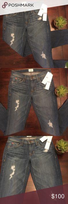 "⚡️SALE!! Hudson  ""Krista"" Crop Super Skinny Jeans NWT Hudson ""Krista"" Crop Super Skinny Jeans. Size 24 Final Price Drop...Price Firm!!!! Hudson Jeans Jeans Skinny"