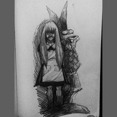 Zeliha / Alice and The White Rabbit