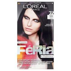 L'Oreal Feria Colour Mystic Black 2.16