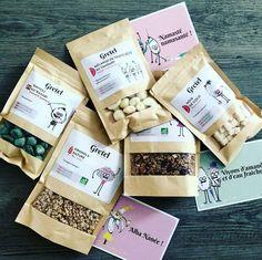 Gretel Box est une Box d'en-cas healthy 100% personnalisable pour grignoter sans culpabiliser des snacks sain, healthy et gourmand provenant des 4 coins du monde. Les en-cas ont tous été approuvés par Marmiton