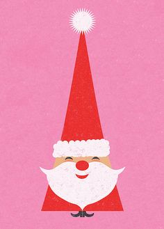Santa Triangle | Flickr - Photo Sharing!
