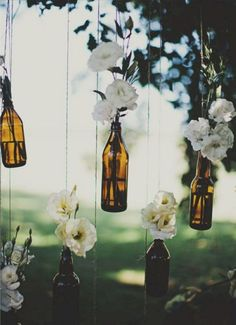 Elegant outdoor wedding decor ideas on a budget 59