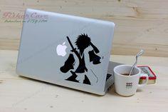Bleach hisugaya  Macbook Decal Mac Sticker Macbook par FisherCave, $6.99 WANT WANT WANT