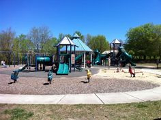 The Stir Crazy Moms' Guide to Durham: Morrisville Community Park