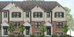 Our featured home today is Park Ridge Place by Lexington Homes in Park Ridge. This gated community of 16 townhomes will begin construction in September with first delivery in Spring of 2015.   Park Ridge Place is in an outstanding location, offering proximity to a forest preserve, yet being so close to a real destination downtown and the suburb's core retail district!