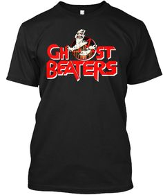 """Deadites got ya down? Well, show 'em who's boss (or in this case, """"Jefe"""") with someGROOVY GhostbeaterGear of your very own! Join the legions of Ash vs Evil Dead fans saying """"Hey, Evil! Why don't you bite my butt?"""""""