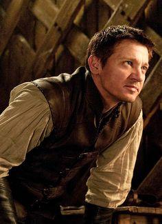 Jeremy Renner - Hansel & Gretel: Witch Hunters