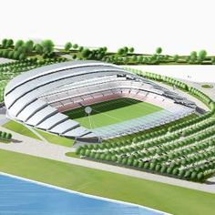 SALFORD Stadium