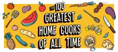 Our very own Julee Rosso has been recognized as one of the top 100 greatest home cooks of all time. Book a stay at Wickwood Inn to experience her recipes.