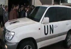 A Missão dos Observadores da Liga Árabe foi marcada pelo envio de pelo menos 150 especialistas para a Síria, e a missão fracassou nos primeiros dias, por causa da insuficiência numérica da equipe. A Organização das Nações Unidas enviou 15 Observadores e espera ter sucesso na Missão de pacificar a Síria...
