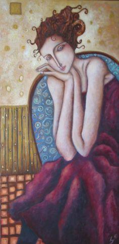 Ingrid Tusell Domingo (b1978 Barcelona, Catalonia, Spain)