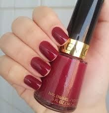 revlon nail polish in raisin rage