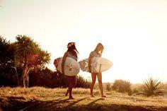 Lets go surf!