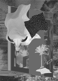 Print from Soundreaming by Ewa Doroszenko - THE DRAWERS, Kasia Michalski Gallery