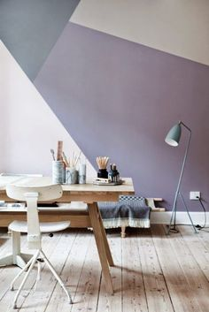 Emérita Desastre: Pintar paredes de forma creativa