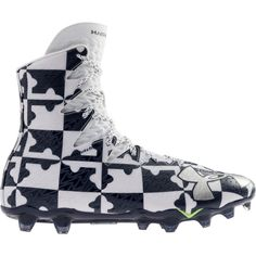 Under Armour Men's UA Highlight Mc Lacrosse Cleats Football Gloves, Men's Football, Football Cleats, Football Helmets, Mens Highlights, Under Armour Football, Helmet Visor, Cleats Shoes, Under Armour Men