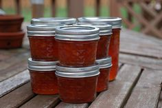 Foodista | Recipes, Cooking Tips, and Food News | Pear Jalapeño Pepper Jelly
