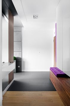 Nowoczesne mieszkanie w Wilanowie Flooring, Wood Flooring, Floor