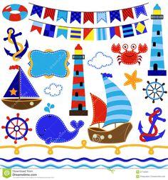 картинки в морском стиле для скрапбукинга: 13 тыс изображений найдено в Яндекс.Картинках