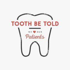 .examining the teeth,