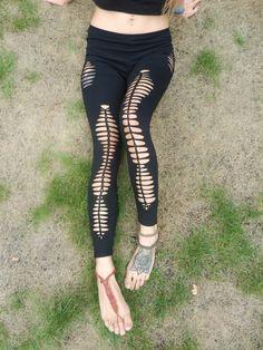 Polainas a mano diy pantalones traje fiesta pixie estilo bohemio yoga ropa trance tribal partido mujeres cortar polainas de EndikaShop en Etsy https://www.etsy.com/es/listing/471464583/polainas-a-mano-diy-pantalones-traje