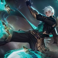 Gusion from Mobile Legends: Bang Bang Mobile Legend Wallpaper, Hero Wallpaper, Iphone Wallpaper, Miya Mobile Legends, Alucard Mobile Legends, Moba Legends, League Of Legends Game, Moonlight Sonata, Legend Games