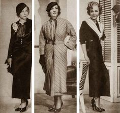 1930 Fashion Styles