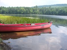 9) Lake Sherwood is a 164 acre lake in the Monongahela National Forest in Greenbrier County.
