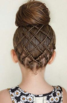 Image result for fancy hairstyles for kids