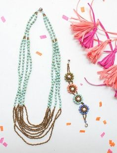 15 Eco-Friendly Jewelry Lines That Celebrate Earth Day Every Day : Lucky Magazine