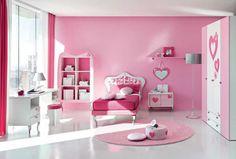 Quartos da Barbie completíssimo, cor rosa                                                                                                                                                     Mais