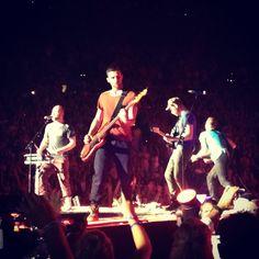 Coldplay, Atlanta, GA 7.2.12
