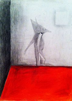 The Red Room, by me, 2007
