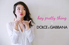 heyprettything.com: Dolce & Gabbana Beauty Trends Spring 2015
