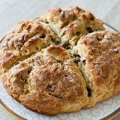 Irish Soda Bread | Recipe: Kristin Belz for Portland Monthly Magazine | #Irish #bread #StPats #StPatricksDay