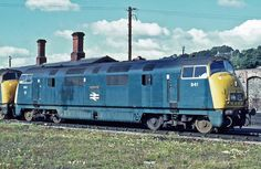 Railway Herald :: Imaging Centre :: 841 at Exeter MPD